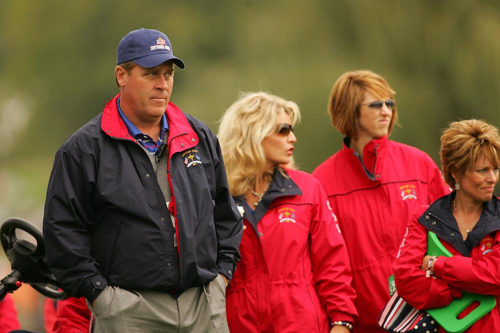 Hal Sutton..2004 Ryder Cup Matches.Friday, September17 2004.Oakland Hills CC.Bloomfield Hills, MI..photograph by Darren Carroll
