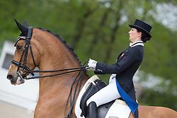 Crisp Nikki, (GBR), Pasoa<br /> CDI3* Roosendaal 2015<br /> © Hippo Foto - Leanjo de Koster<br /> 09/05/15