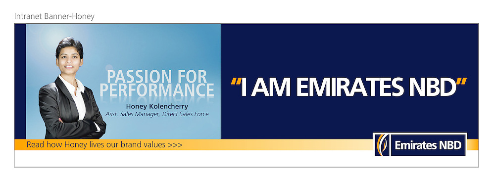 Emirates NBD campaign