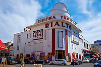Maroc, Casablanca, cinema theatre Rialto // Morocco, Casablanca, Rialto cinema and theatre