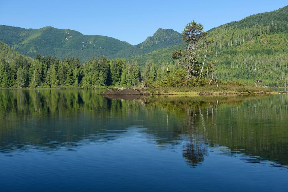 Canada, British Columbia Vancouver Island, Ucluelet, West Coast,
