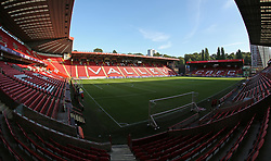 A general with of The Valley home of Charlton Athletic - Mandatory by-line: Joe Dent/JMP - 21/08/2018 - FOOTBALL - The Valley - Charlton, London, England - Charlton Athletic v Peterborough United - Sky Bet League One