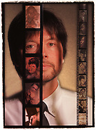 "Documentary filmmaker Ken Burns, the creator / producer of ""The Civil War,""  ""Baseball"" , and numerous other American documentary film histories, turns his focus to ""Jazz"".  The 18 and one half hour long film is one of the major viewing events of the 2000 - 2001 television season.  The transparency film features historic photographs of jazz greats."