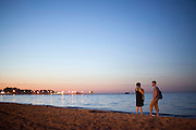 Photograph taken at Oak Street Beach in Chicago, Illinois. Photography by eight one seven photography June 21, 2012.