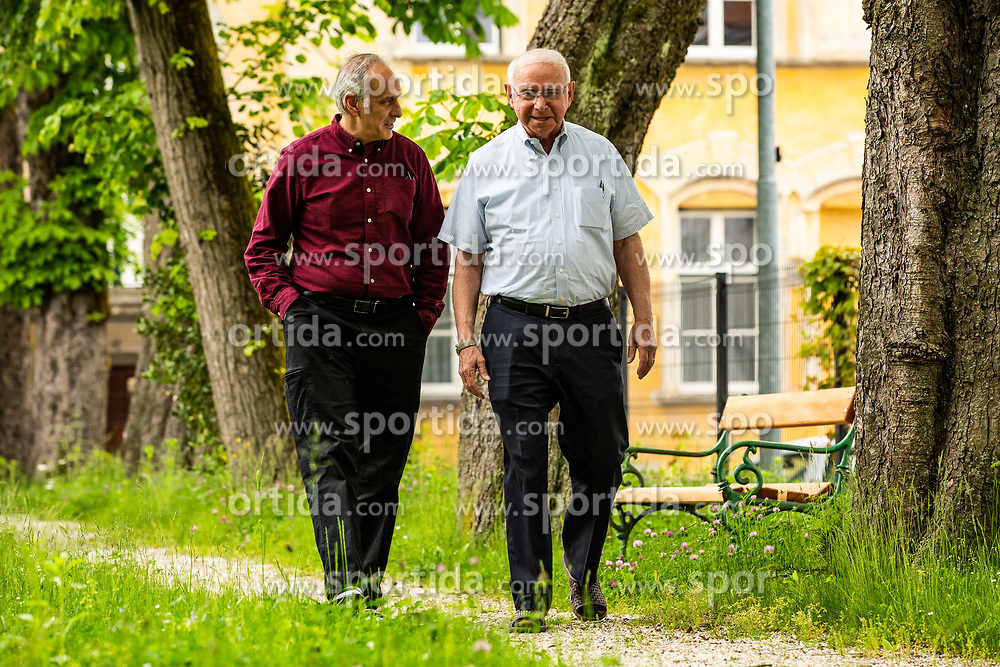 Portrait for Druzina.si taken on may 17th, 2019 in Ljubljana, Slovenia. Photo by Grega Valancic / Sportida.com