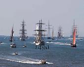 Tall Ships Parade 2005 & 2011