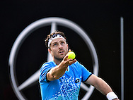 Michael Berrer during the Mercedes Cup at Tennisclub Weissenhof, Stuttgart<br /> Picture by EXPA Pictures/Focus Images Ltd 07814482222<br /> 06/06/2016<br /> *** UK & IRELAND ONLY ***<br /> EXPA-EIB-160607-0009.jpg
