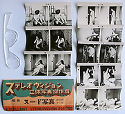 Set of 8 Nude Stereo Views by Excellent Stereovision of Japan<br />