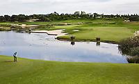VILAMOURA - Algarve - Oceanico Victoria  Golfcourse, hole 12  ,   COPYRIGHT KOEN SUYK