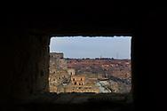 View of Matera