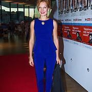NLD/Amsterdam/20130902 - Wereldpremiere van de film Game, janna Fassaert