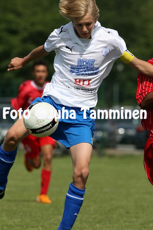 10.07.2008. K?pul?, Helsinki..Helsinki Cup 2008.C-14, Pequeninos do Jockey - LoPa.©Juha Tamminen