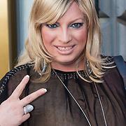 NLD/Amsterdam/20130903 - Inloop premiere Stiletto 2, mayday, Robin Blum