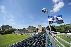 A general view of the Recreation Ground prior to the match - Photo mandatory by-line: Patrick Khachfe/JMP - Mobile: 07966 386802 23/05/2015 - SPORT - RUGBY UNION - Bath - The Recreation Ground - Bath Rugby v Leicester Tigers - Aviva Premiership Semi-Final