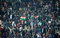 BHUBANESWAR - Publiek, finals Hockey World League.<br /> Quarter Final Belgium v India (3-3), India wint Shoot Outs. COPYRIGHT KOEN SUYK