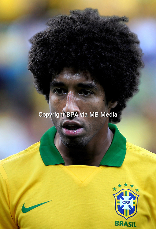 Football Fifa Brazil 2014 World Cup / <br /> Brazil National Team - <br /> Dante Bomfin of Brazil