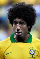 Football Fifa Brazil 2014 World Cup / <br /> Brazil National Team - <br /> Dante Bomfin of Brazil