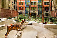 Courtyard at 404 East 76th Street