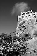 The Dar al Haja Palace (Rock House)