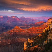 GRAND CANYON - HORIZONTALS