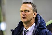 ARNHEM - 29-01-2017, Vitesse - AZ, Stadion Gelredome, AZ trainer John van den Brom