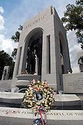 June 2, 2004 Washington, D.C. World War II Memorial..( C ) 2004 Photo by Sandy Schaeffer