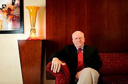 UK ENGLAND LONDON 10APR07 - Ed Fuller, President & Managing Director of Mariott Lodging International at the London Park Lane Mariott Hotel.<br /> <br /> jre/Photo by Jiri Rezac<br /> <br /> © Jiri Rezac 2007
