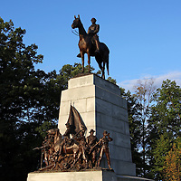 Virginia Memorial, Gettysburg