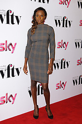 Lorraine Pascale during the Women In Film & Television Awards 2012 held at the Hilton, London, England, December 7, 2012. Photo by Chris Joseph / i-Images.