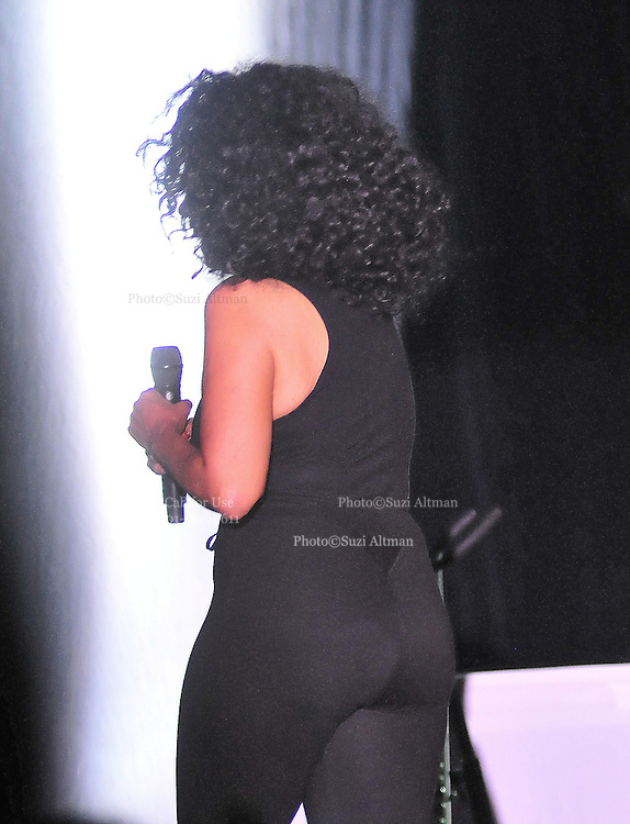 "The grand finale , after performing her last song Miss Ross struts back on stage wearing only black tights. Legendary singer, songwriter and performer Diana Ross brings down the house at her opening show of her 2011 ""More Than Yesterday"" North America Tour Friday  Feb. 25,2011 night in Philadelphia Mississippi at the  Pearl River Casino in their newly renovated 5000 seat ""Arena"". "" Miss Ross""  opened the show with "" I'm Coming OUt "" and continued to thrill for the next 90 minutes and 5 costume changes. Photo©Suzi Altman"