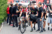 Simon Yates (GBR - Mitchelton - Scott) during the 73th Edition of the 2018 Tour of Spain, Vuelta Espana 2018, 20th stage Andorra Escaldes Engordany - Coll de la Gallina 97.3 km on September 15, 2018 in Spain - Photo Luca Bettini / BettiniPhoto / ProSportsImages / DPPI