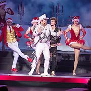 NLD/Amsterdam/20171223 - The Christmas Show 2017 in de Ziggo Dome, Carlo Boszhard