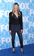 Anna Torv poses at the Fox 2010 Upfronts after-party at Wollman Rink in New York City on May 17, 2010...