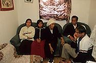 "Bne menashe"" jews coming from manipur (India)  Bet El  Israel     /// juifs 'Bne Menashe"" emigrés  du Manipur (India)  Bet El  Israel   /// R00288/    L004329  /  P0007957"