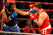 Fight 4 - Jamie Huff v Steve Clark