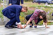 Koning Willem-Alexander opent donderdagochtend 3 oktober Brainport Industries Campus (BIC) in Eindhoven. Deze campus is een ontwikkel- en productielocatie voor bedrijven en kennisinstellingen in de hightechsector.