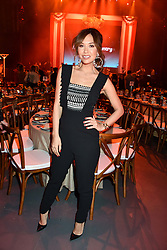 Myleene Klass at the Save The Children's Night of Country at The Roundhouse, London England. 2 March 2017.