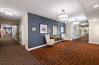 Interior image of Brightview Senior Living Crofton by Jeffrey Sauers of CPI Productions