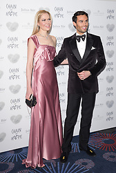 The Chain Of Hope Ball. An annual fundraising event in aid of children with heart disease in developing countries at Grosvenor House Hotel, Park Lane, London on Friday 20 November 2015
