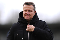 Forest Green Rovers manager Mark Cooper - Mandatory by-line: Nizaam Jones/JMP- 09/02/2019 - FOOTBALL - New Lawn Stadium- Nailsworth, England - Forest Green Rovers v Notts County - Sky Bet League Two