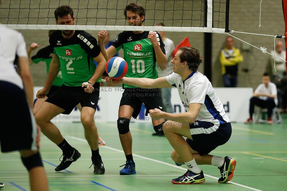 20161126 NED: Beker, Sliedrecht Sport - Pelster Cito: Sliedrecht <br />Tom Feldkamp of Sliedrecht Sport <br />©2016-FotoHoogendoorn.nl / Pim Waslander