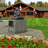 Iditarod Headquarters in Wasilla, Alaska<br />