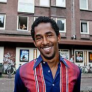 NLD/Amsterdam/20080820 - Persviewing het Schnitzelparadijs, Jose Klaase