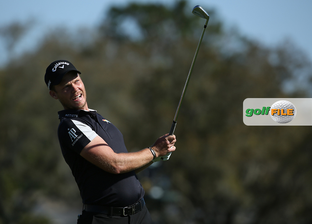 Danny Willett (ENG) during the 3rd round of the Arnold Palmer Invitational presented by Mastercard, Bay Hill, Orlando, Florida, USA. 07/03/2020.<br /> Picture: Golffile   Scott Halleran<br /> <br /> <br /> All photo usage must carry mandatory copyright credit (© Golffile   Scott Halleran)