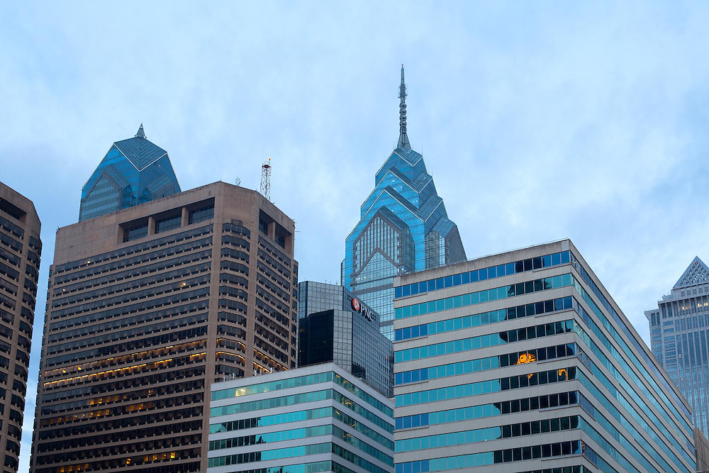 Buildings at downtown, Philadelphia, Pennsylvania, USA