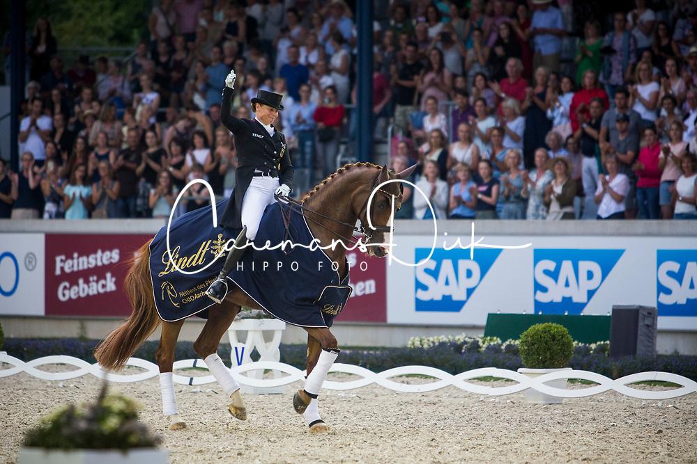 Werth Isabell, GER, Bella Rose 2<br /> Aachen 2018<br /> © Hippo Foto - Sharon Vandeput<br /> 20/07/18