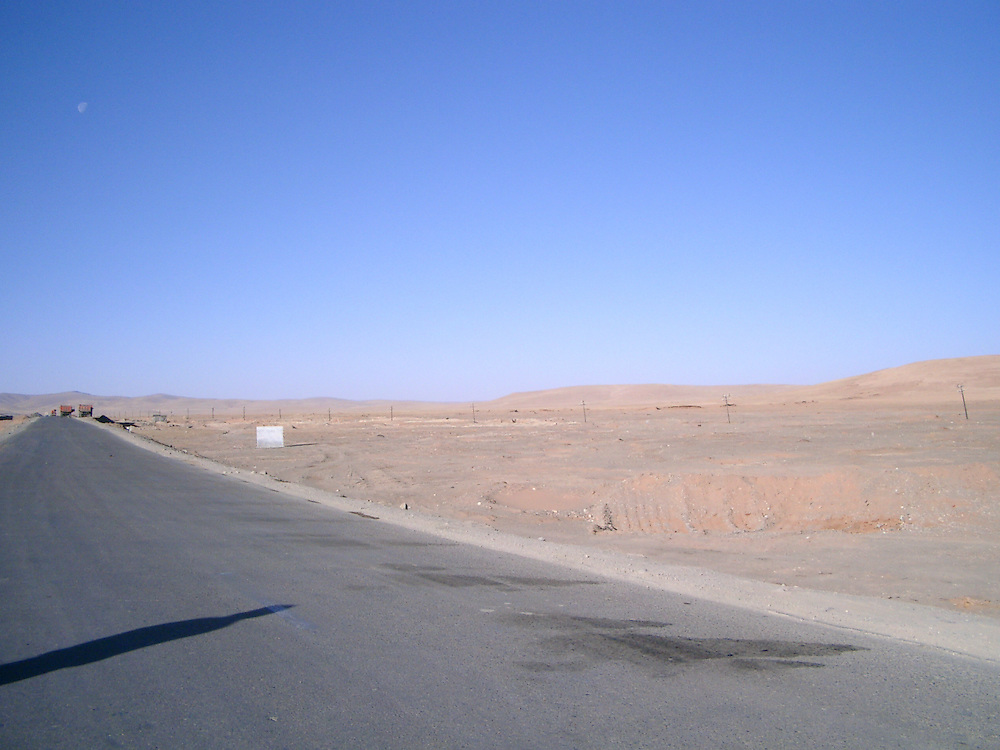 Road to Lhasa