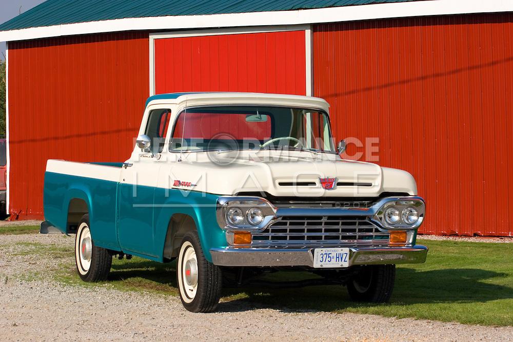 1960 Ford F 100 Pickup Truck