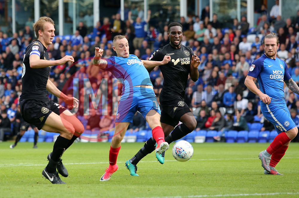 Marcus Maddison of Peterborough United - Mandatory by-line: Joe Dent/JMP - 23/09/2017 - FOOTBALL - ABAX Stadium - Peterborough, England - Peterborough United v Wigan Athletic - Sky Bet League One