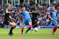 Marcus Maddison of Peterborough United - Mandatory by-line: Joe Dent/JMP - 23/09/2017 - FOOTBALL - ABAX Stadium - Peterborough, England - Peterborough United v Wigan Athletic - Sky Bet League One